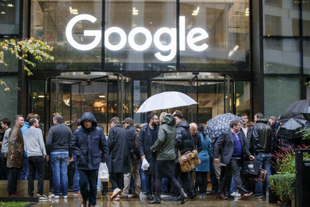 Google walkout organizer quits, citing retaliation fear