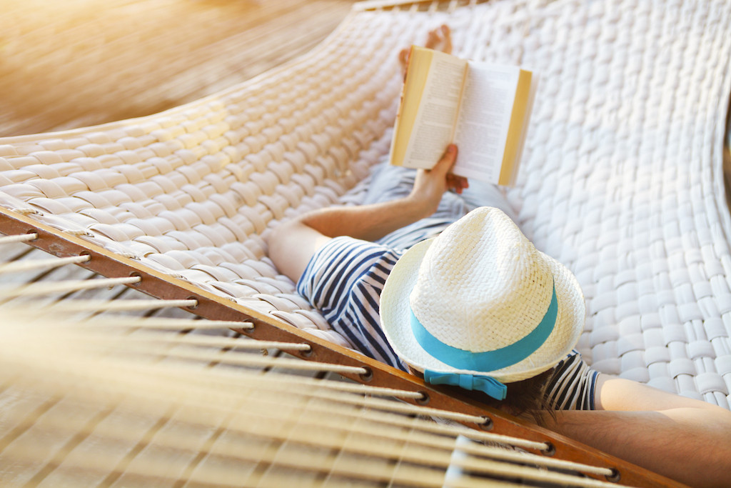 5 books for your next getaway
