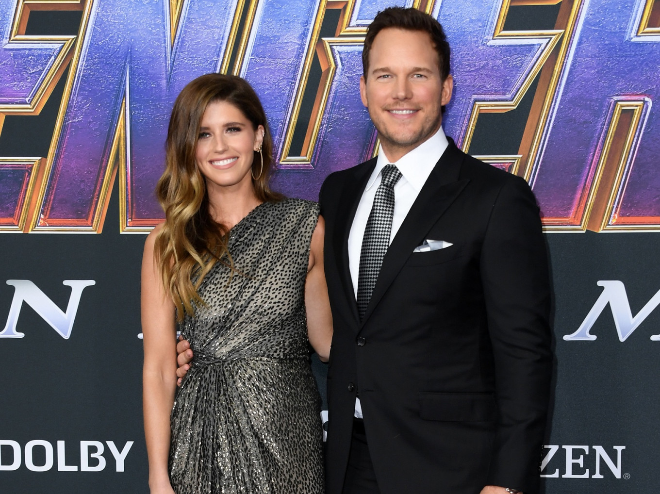 Actor Chris Pratt expecting first child with author Katherine ...