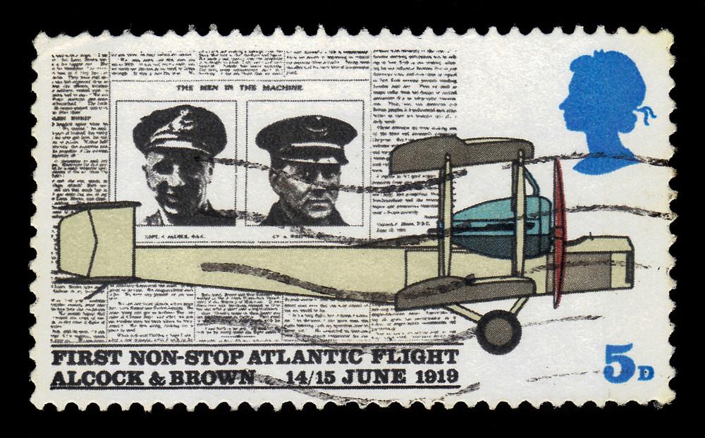 The first transatlantic flight 100 years ago