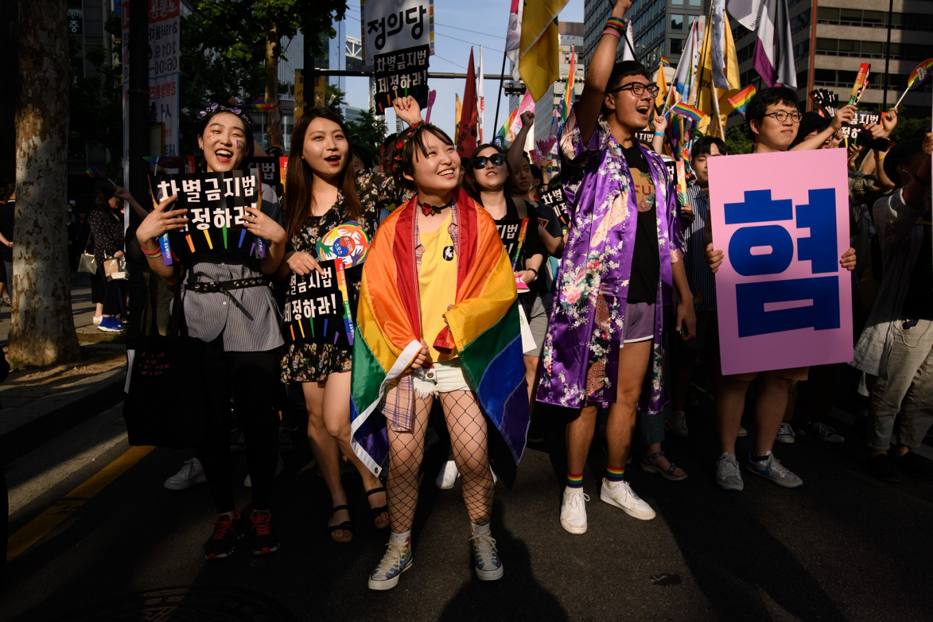 LGBT support growing in K-pop - Entertainment - The Jakarta Post
