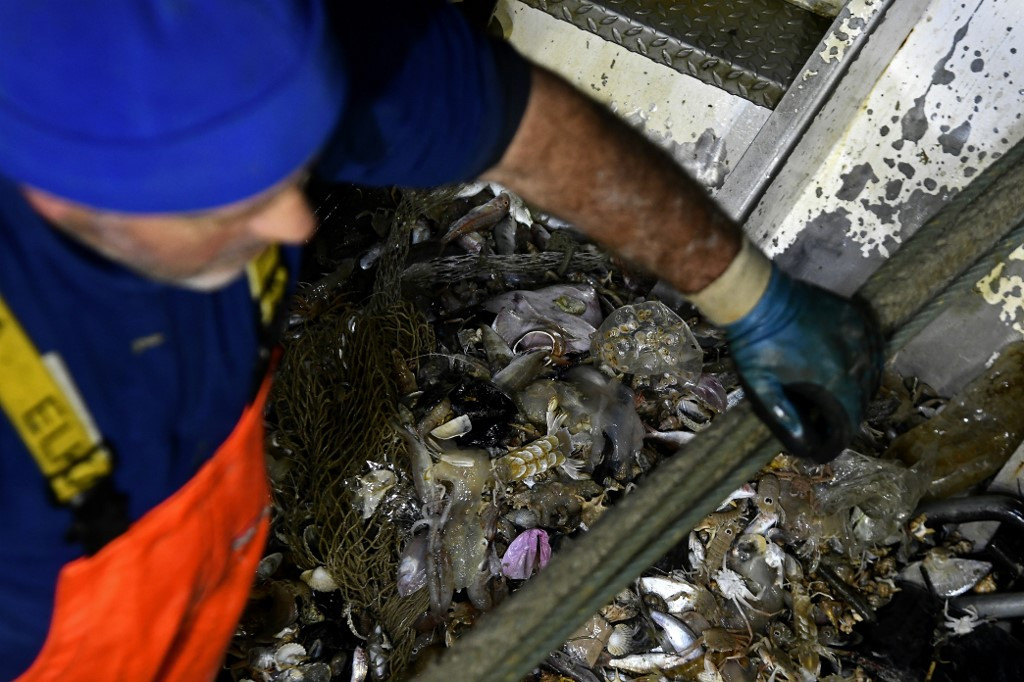 Fishermen help overhaul plastic habits off Italy