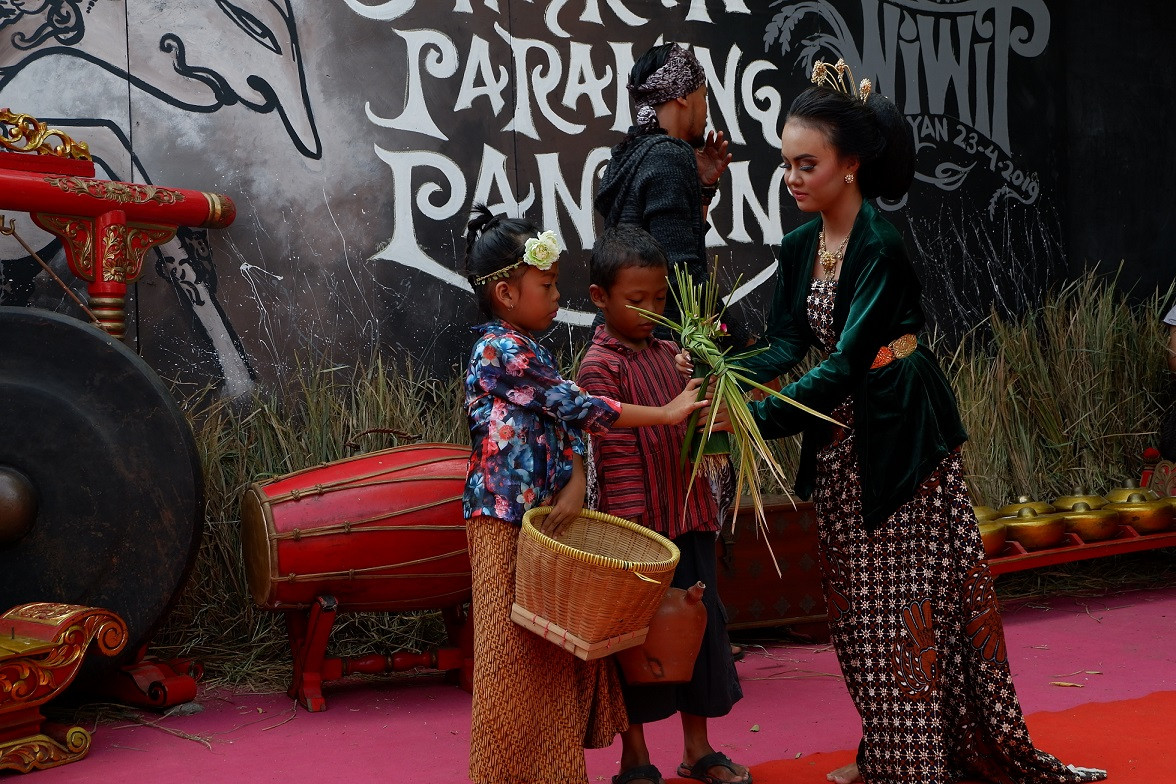 Village in Yogyakarta gives new meaning to Wiwitan ritual