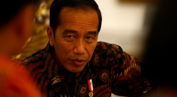 After all these years, Jokowi still a metalhead