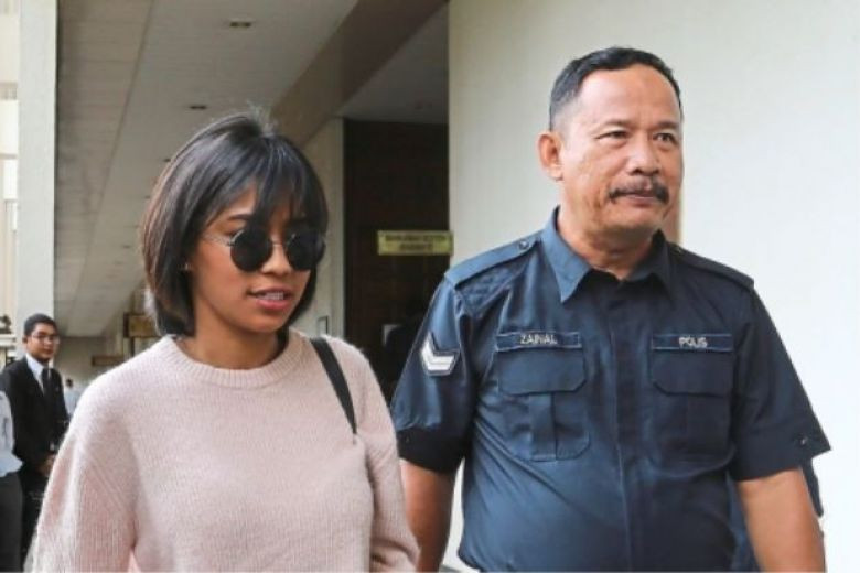 Malaysian singer with sun bear in condominium home charged
