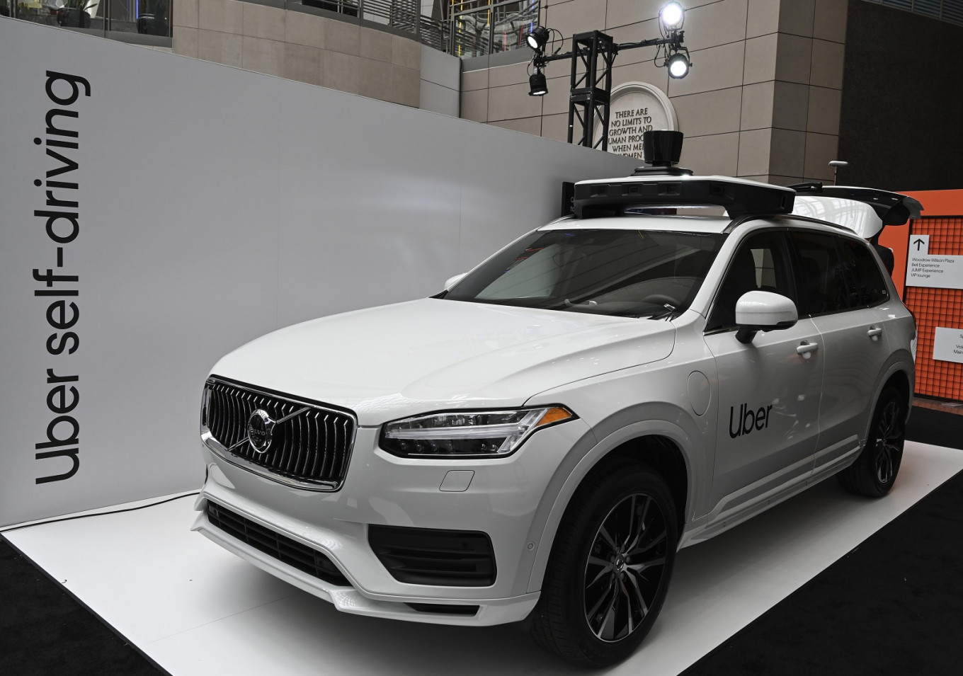 Uber to unveil next-generation Volvo self-driving car