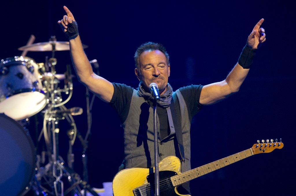Rocker Bruce Springsteen arrested for drunk driving