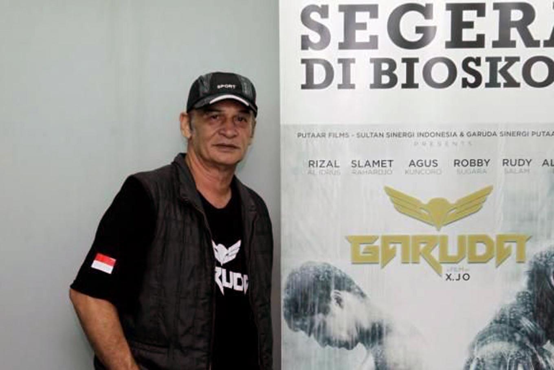 Veteran actor Robby Sugara dies of heart attack