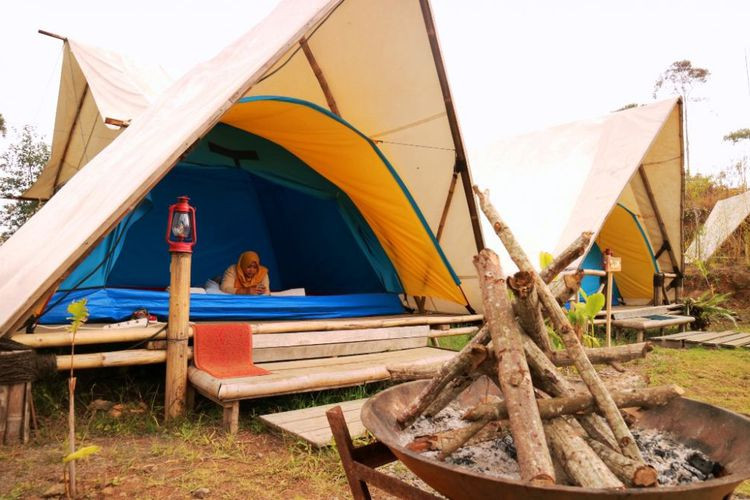 Five glamping havens near Jakarta