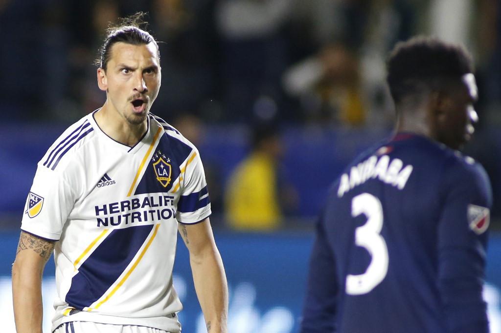 bcfc18e9c33 Ibrahimovic tops MLS salary rankings - Sports - The Jakarta Post