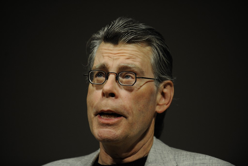 Stephen King to publish new crime novel in March