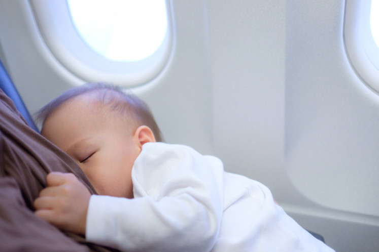 Flying with a baby? 8 things to prepare before you go