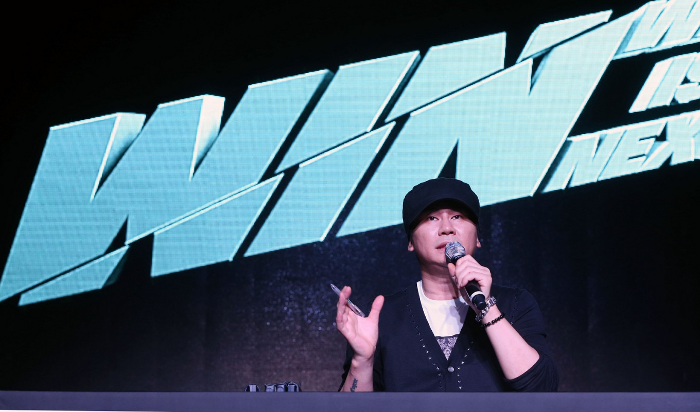 Yang Hyun-suk quits as YG Entertainment head