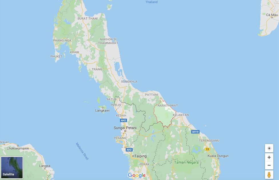 Elderly Buddhist couple shot dead in Thailand's restive south