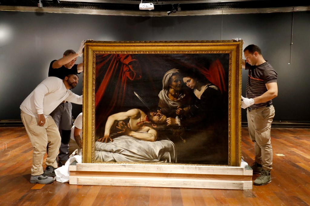 Art expert stakes reputation on 'lost' $170 million Caravaggio