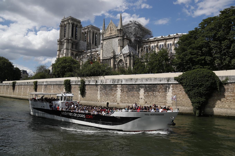 Restart of Notre-Dame restoration pushed back to Aug. 19