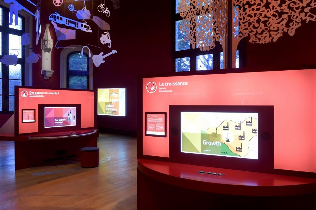 The art of money: New Paris museum puts economy center stage