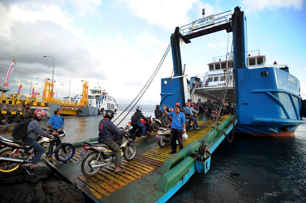 Indonesia ferry sinking leaves at least 15 dead