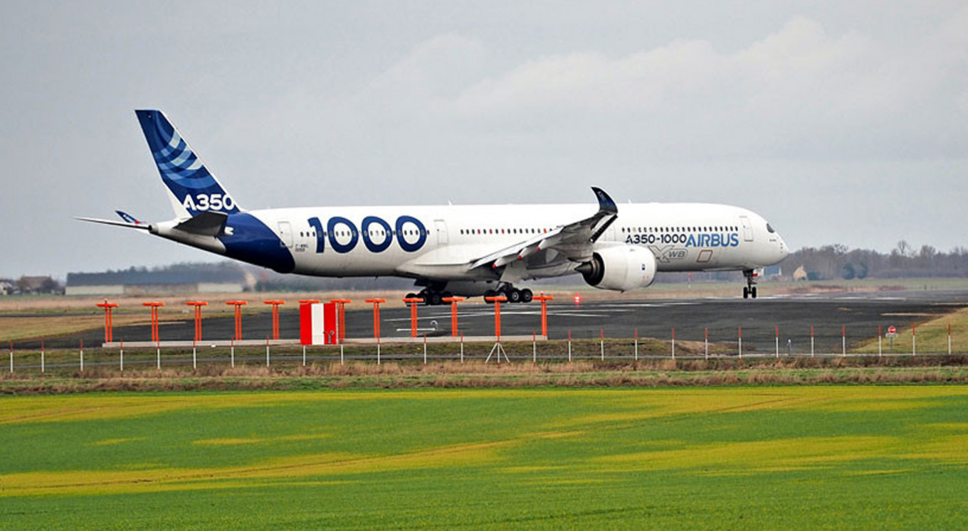 Airbus presses its edge with launch of A321XLR