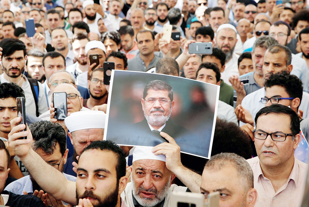 The death of Egypt's Morsi