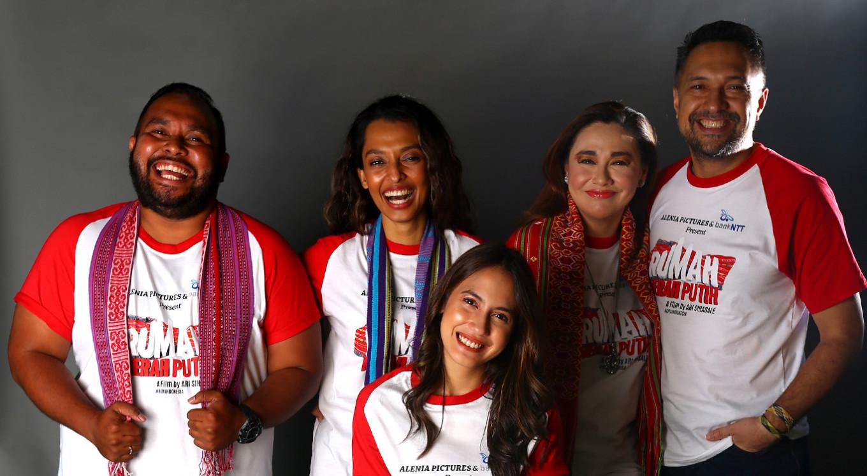 'Rumah Merah Putih': Spirit of nationalism from the borderlands