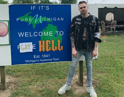 YouTuber buys US town and renames it Gay Hell