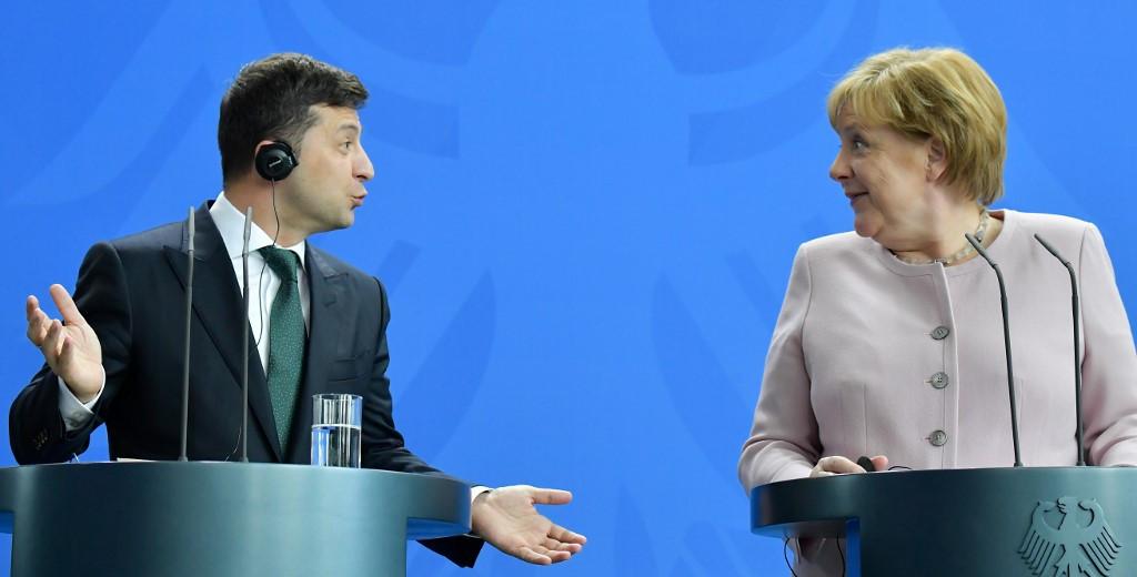 Merkel suffers new trembling spell on eve of G20