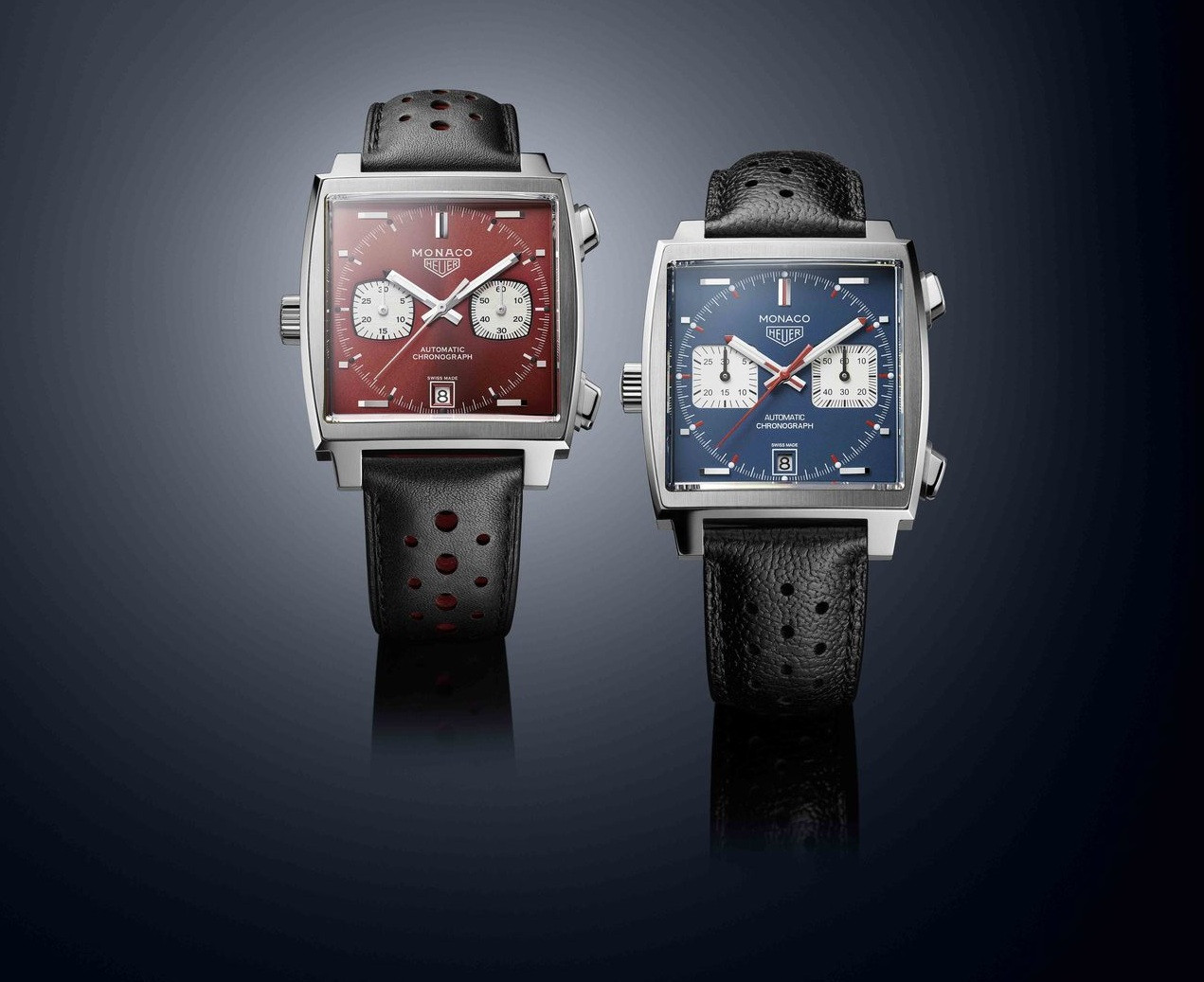 TAG Heuer presents Monaco 1979-1989 special edition watch