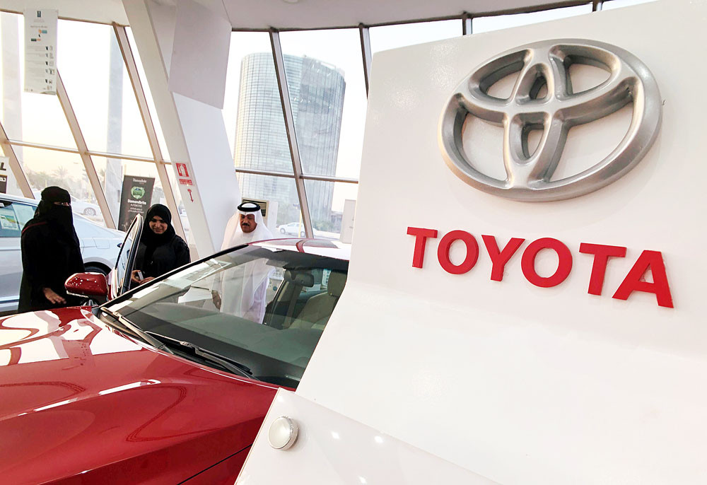Toyota expects 79.5% annual operating profit drop due to virus