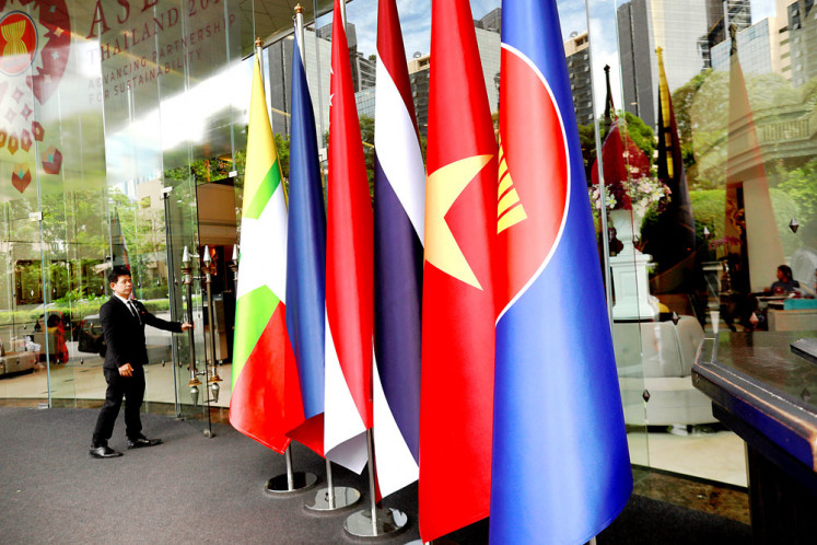 Ways to build cohesive, sustainable future in Southeast Asia