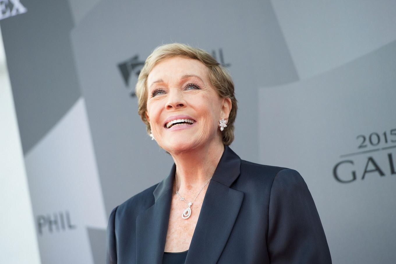 Mary Poppins shocker: 'I swear a lot' admits Julie Andrews
