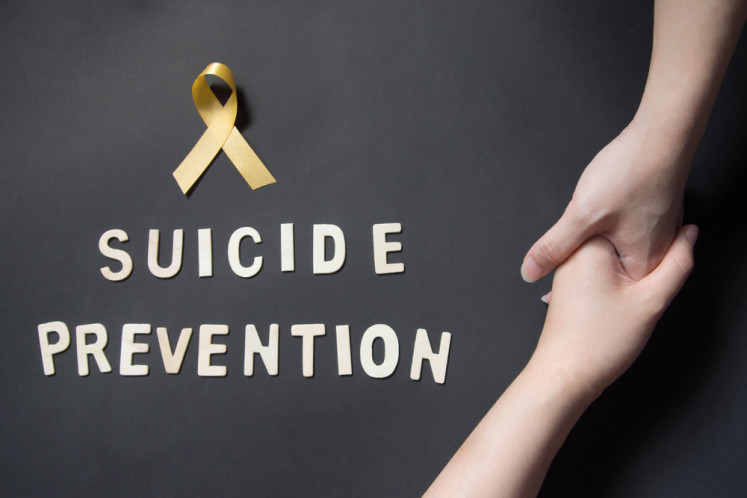 '#preventsuicide' campaigner found hanging in her room