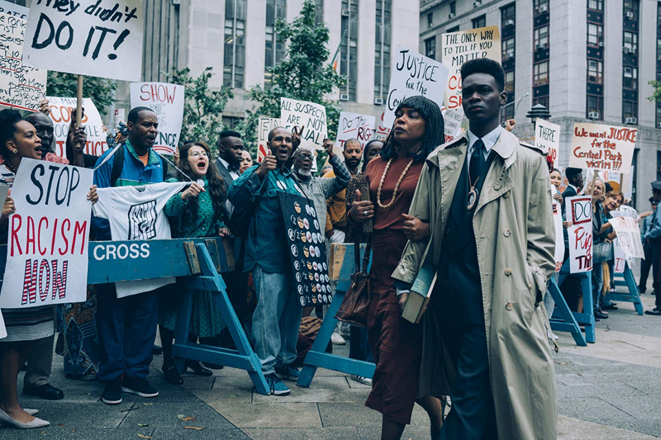 'When They See Us', a relevant story on the gross miscarriage of justice
