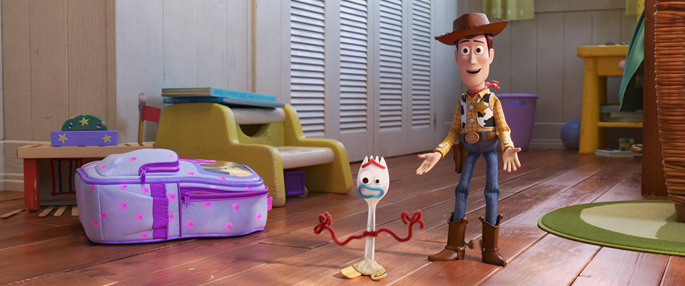 'Toy Story 4':Adventurous toys get new lease on life