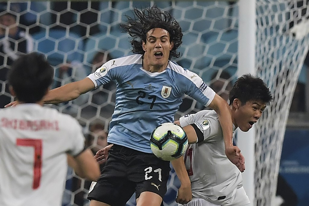 Japan, Uruguay draw after new VAR controversy