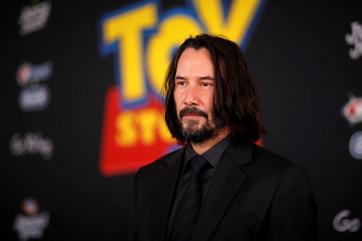'Keanu Reeves day' as Matrix, John Wick sequels set
