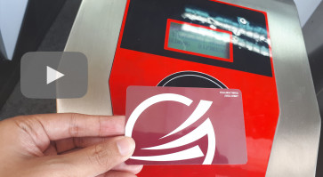 LRT Jakarta: Thousands take part in trial run, yet commercial operations still u...