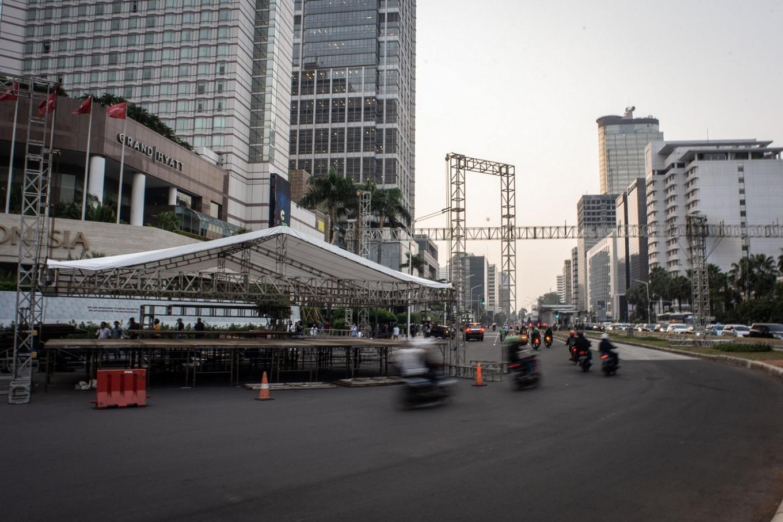 Jakarta spends Rp 20b on festive anniversary celebration