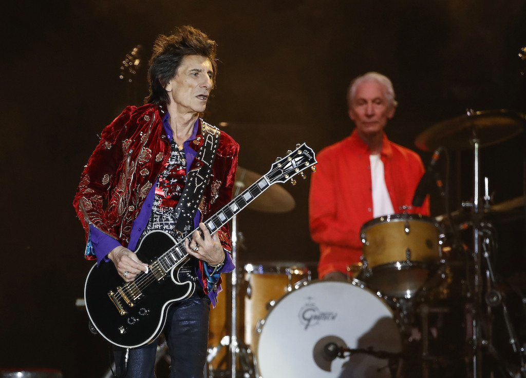 Start Me Up: The Stones set to launch tour after Jagger surgery