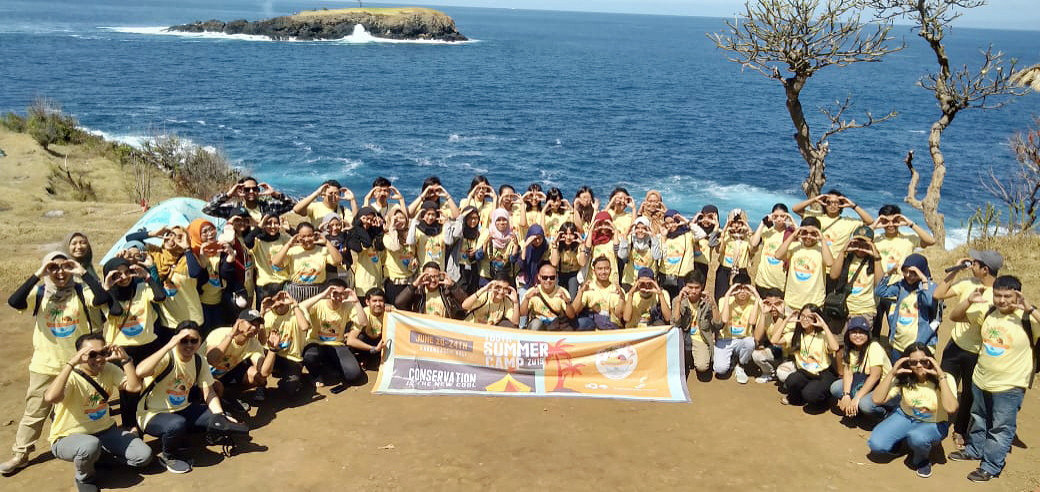 AP I supports 2019 Youth Summer Camp in Bali