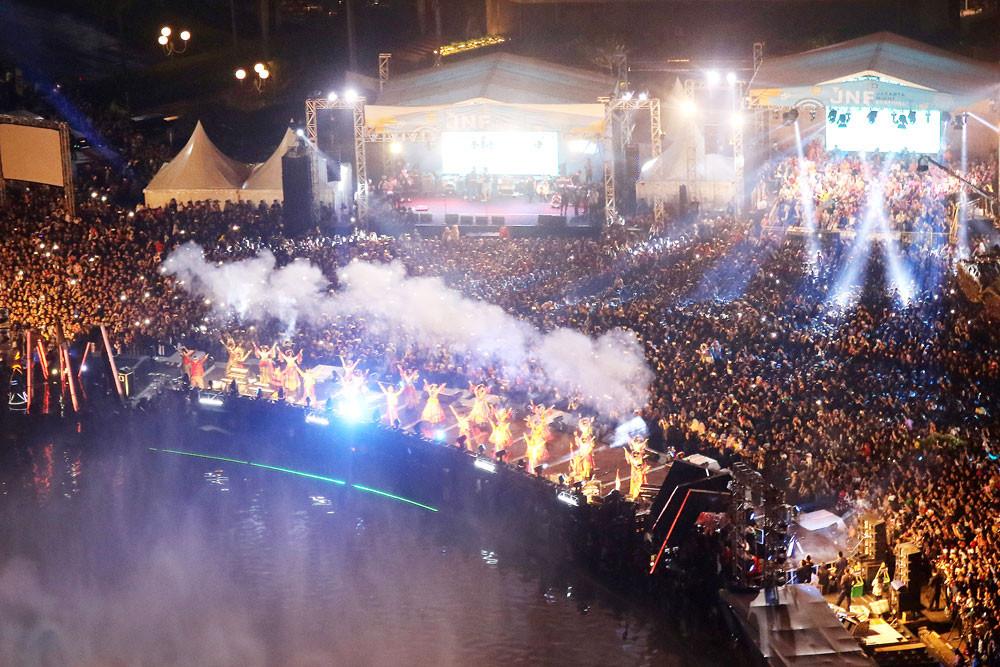 Jakarta's 493rd anniversary celebrations to go virtual amid COVID-19 pandemic