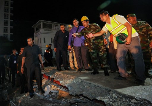'No more survivors' in Cambodia building collapse as toll hits 24
