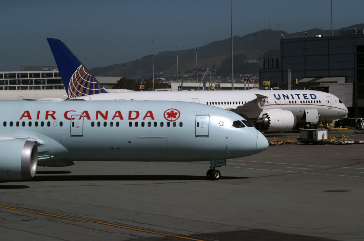 Air Canada raises $1.2b to keep flying in pandemic
