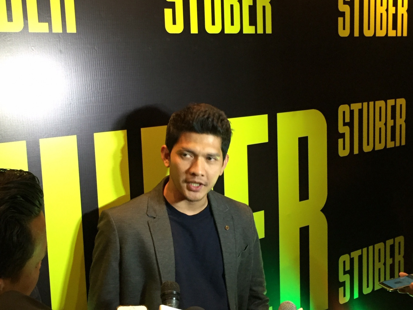 Iko Uwais changes his game in 'Stuber' - Entertainment - The Jakarta