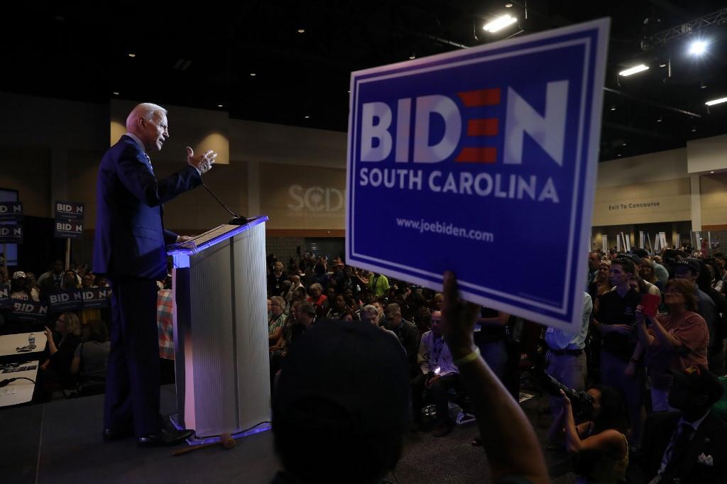 It's Biden vs rest of Democrats in first 2020 debate clash