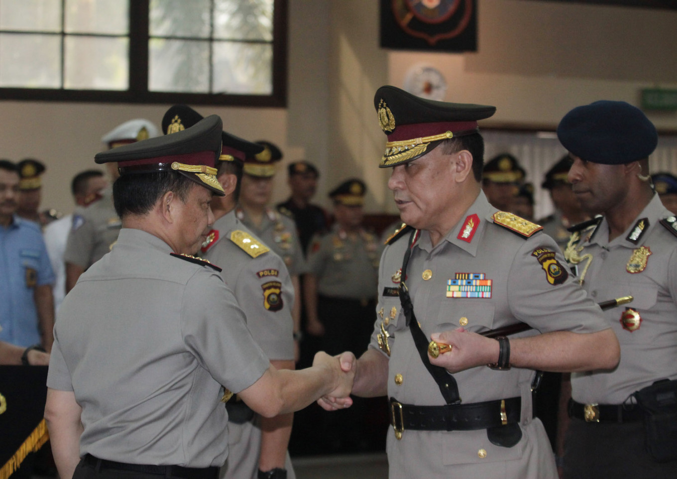 Insp. Gen. Firli promoted to South Sumatra Police chief despite ongoing KPK ethics probe