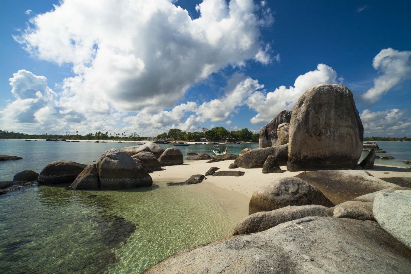 Bangka Belitung Rock Park aims for UNESCO recognition