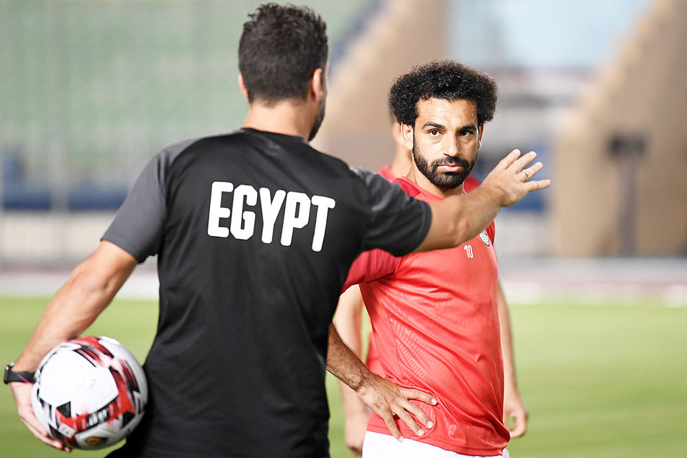 Salah says Egypt must learn from Cup of Nations failure