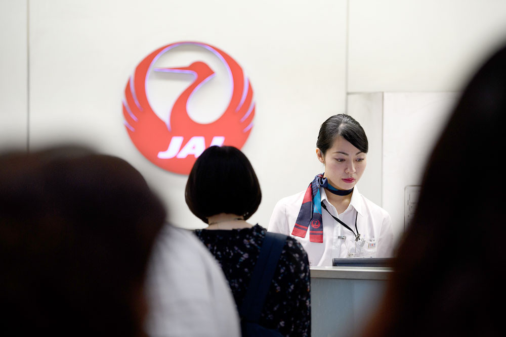 Japan airlines keep many domestic flights despite few takers for seats