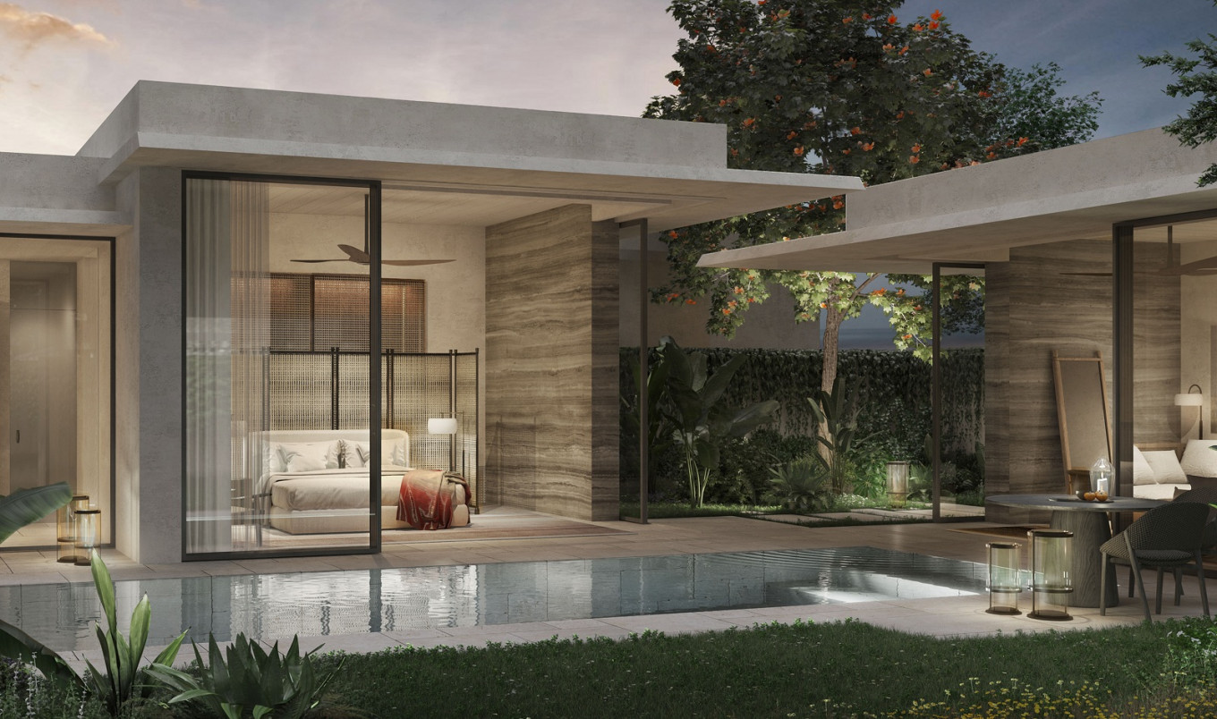 Accor set to open Raffles Bali in 2020